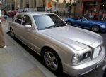 Bentley Arnage Davida Beckhama