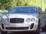 Bentley Continental Supersports Davida Beckhama